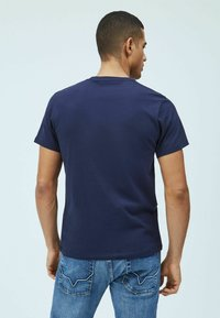 Pepe Jeans - DENNIS - T-shirt con stampa - thames - 2