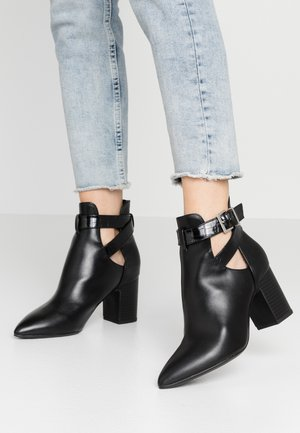 ELECTRIC - Ankle boots - black
