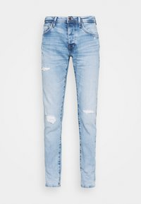 Pepe Jeans - STANLEY BANDANA - Jeans Tapered Fit - denim - 4