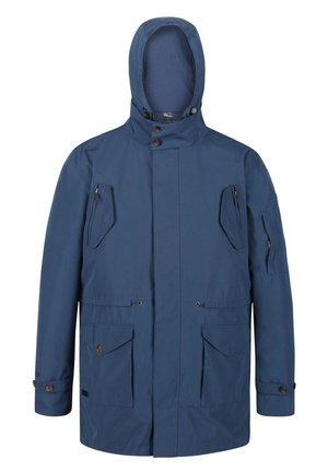 MACARIUS  - Waterproof jacket - dark denim