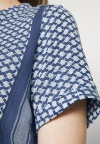 CECILIE copenhagen - T-shirts med print - twilight blue - 3