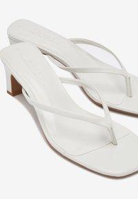 Next - Sandály s odděleným palcem - white - 5