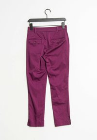 Massimo Dutti - Trousers - purple - 1
