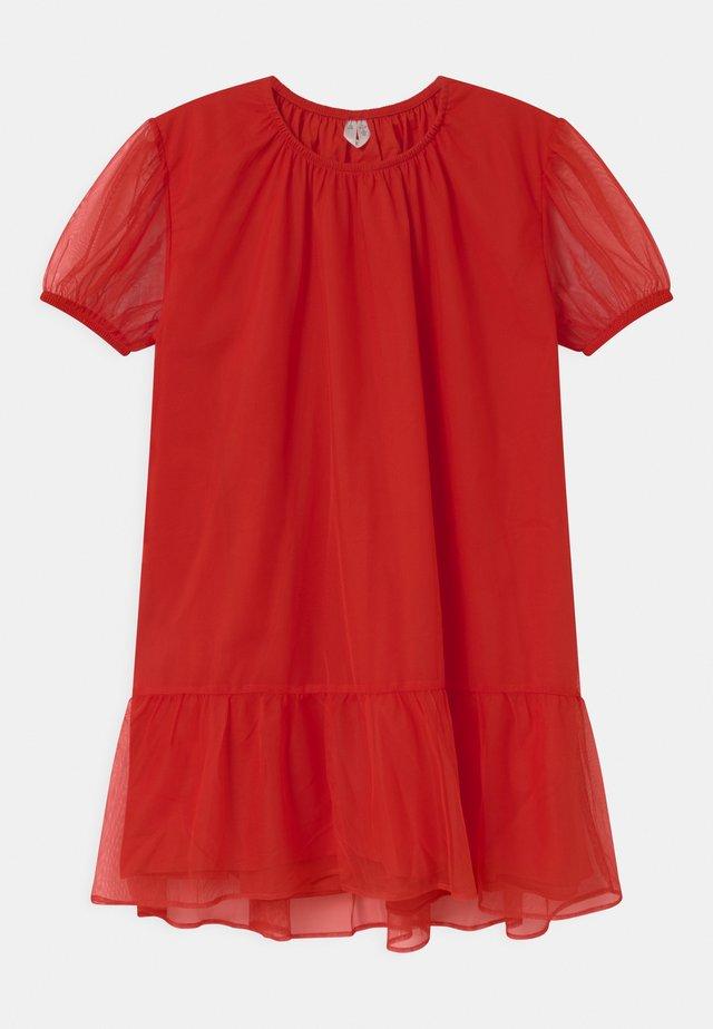 Vestito elegante - red bright