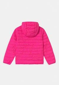 GAP - GIRL LIGHTWEIGHT PUFFER - Winter jacket - sizzling fuchsia - 1