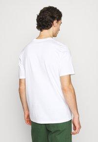 Carhartt WIP - CHROME - Print T-shirt - white - 2