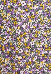 Missguided Petite - MILKMAID SKATER DRESS  - Denní šaty - purple - 5