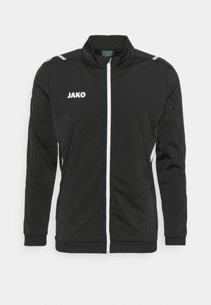 CHALLENGE - Training jacket - schwarz/weiß