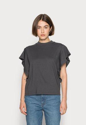 DALLAS FLUTTER  - T-shirt basic - coal