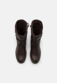 Anna Field - Snørestøvler - dark brown - 5