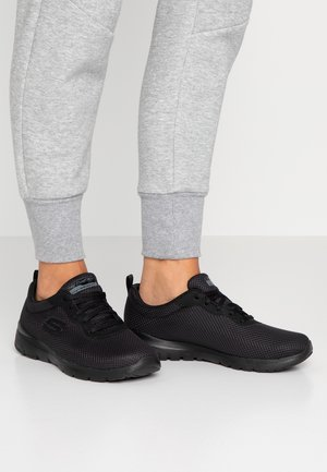 WIDE FIT FLEX APPEAL 3.0 - Sneakers laag - black