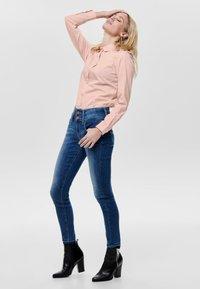 JDY - JDYMIO - Button-down blouse - pink smoke - 1