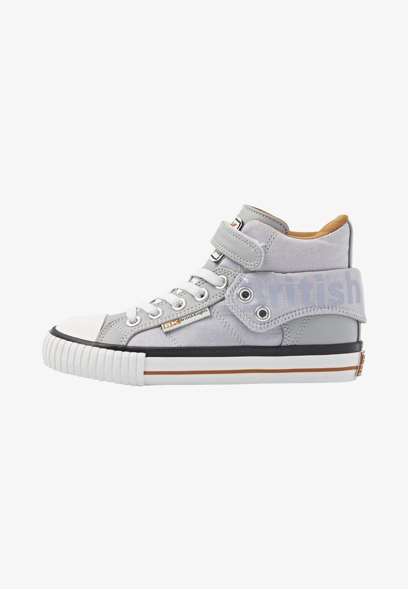 British Knights - Sneakers hoog - lt grey/cognac