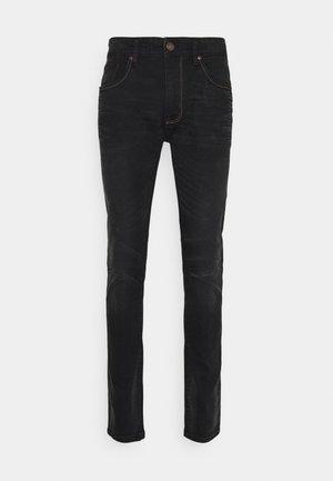 NOHVAS - Džíny Slim Fit - vintage black