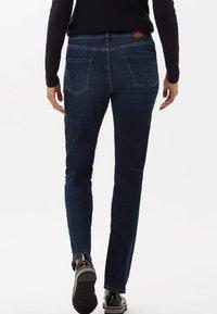 BRAX - CAROLA - Slim fit jeans - blue - 1