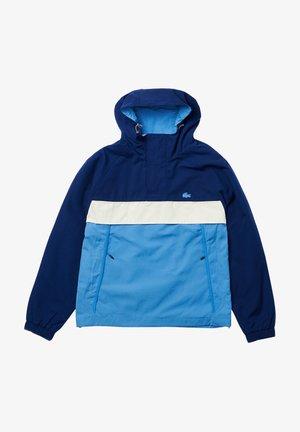 Training jacket - bleu / bleu / beige