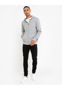 Threadbare - TANGERINE - Zip-up hoodie - grau - 1