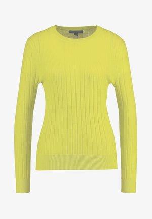 CREW - Jersey de punto - neon yellow