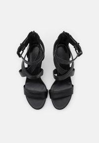 Esprit - NIZZA  - Sandals - black - 5