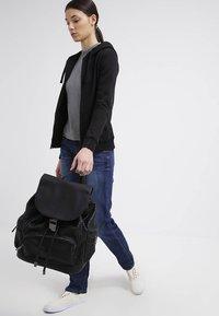 Urban Classics - Zip-up hoodie - black - 1