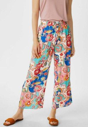 Pantalones - multicoloured