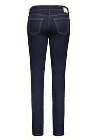 MAC Jeans - ANGELA  - Slim fit jeans - dark-blue denim - 3