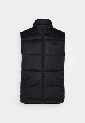 PADDED PUFF - Veste sans manches - black