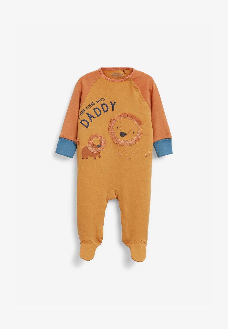 Next - Sleep suit - ochre