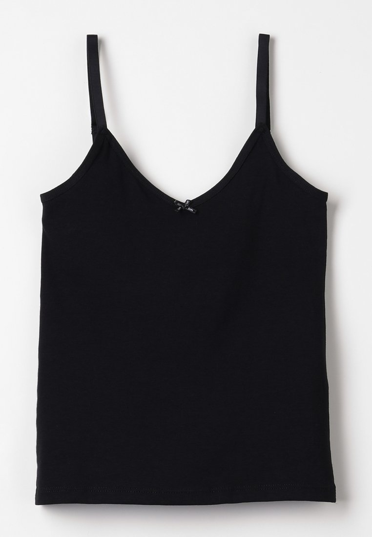 DIM - GUIMPE POCKET BASIC - Undershirt - noir