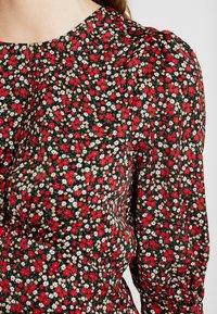 Topshop - MINI AUSTIN DRESS - Denní šaty - green - 6