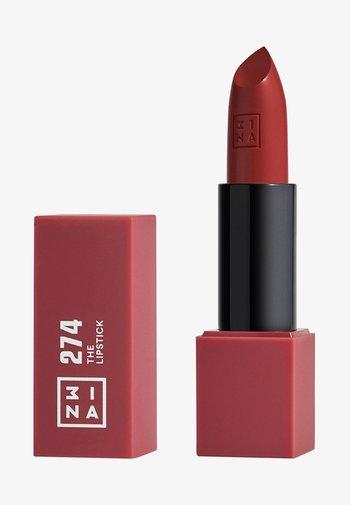 THE LIPSTICK - Rouge à lèvres - 274 dark vintage pink