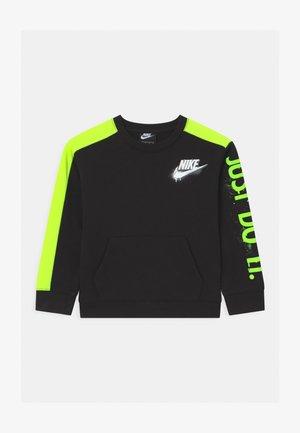 TAG CREW - Sweatshirt - black