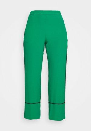 PANTALONE - Trousers - verde smeraldo