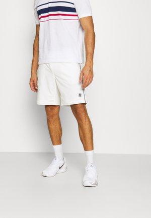 SHORTS MAN - Sportovní kraťasy - blanc de blanc/night sky