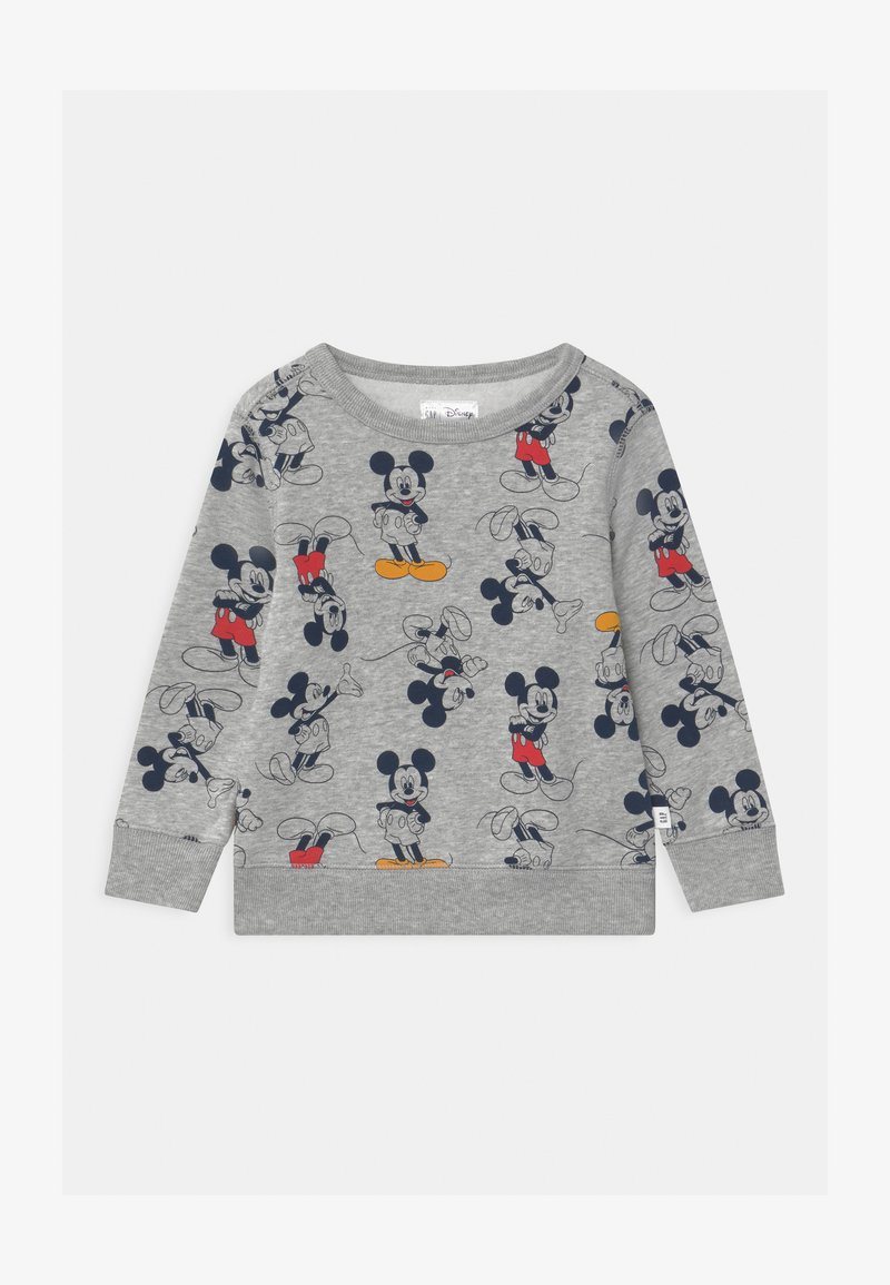 GAP - TODDLER BOY GREAT - Sweater - light heather grey