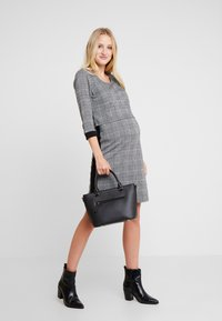 Esprit Maternity - DRESS NURSING - Jerseyjurk - black - 1