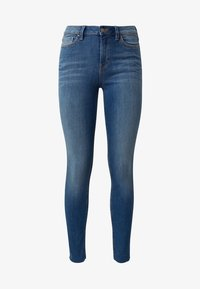 TOM TAILOR DENIM - NELA - Jeans Skinny Fit - mid stone wash - 0