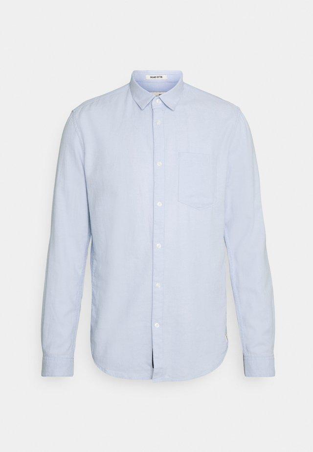Camisa - light blue dobby