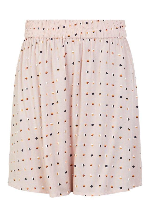 PCNYA  - A-line skirt - misty rose