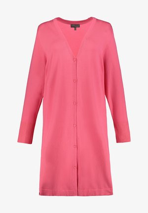 Cardigan - light fuchsia