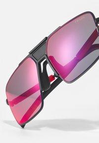 Prada Linea Rossa - Sunglasses - matte black - 4