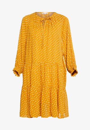 BANU  - Day dress - buckhorn brown