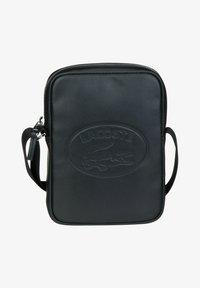 Lacoste - CUIR - Camera bag - black - 1