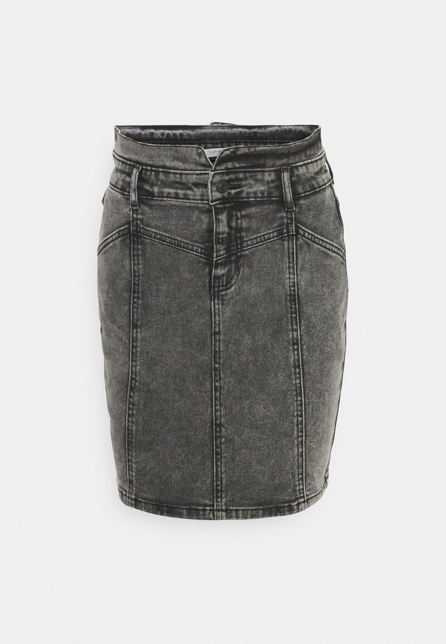 Women BYKILLI - Denim skirt