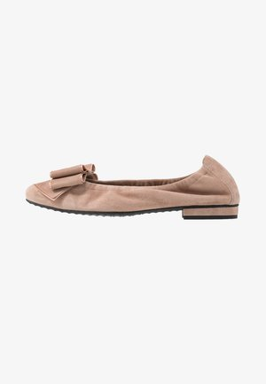 MALU - Ballet pumps - nude