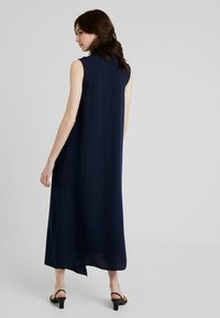 KIOMI TALL - SMART V NECK COLUMN DRESS - Maxi dress - dark blue - 2