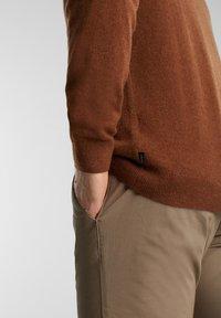 Esprit Collection - Jumper - rust brown - 4