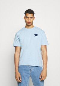 Edwin - HANADOBORO - Print T-shirt - cereluan - 2