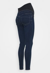 New Look Maternity - RAIN RINSE JEGGING - Jeggings - indigo - 1
