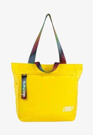 Bolso shopping - limon cromo